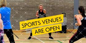 Re-Opening of Leisure Centres
