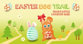 Easter Egg Trail at Dean Castle Country Park